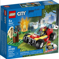 Lego 60247 - LEGO CITY 60247 Forest Fire - 60247