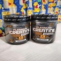 MuscleTech Platinum 100% Creatine (400 gr) Suplemen Fitness [TERMURAH]