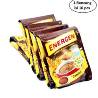 energen coklat sachet 10 pcs