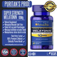 puritan's pride melatonin 10mg asli puritans pride import Usa