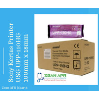 SONY Kertas Printer USG UPP-110HG 110mmx18mm