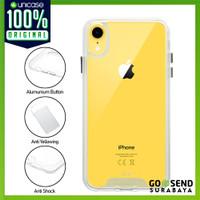 Case iPhone XS Max / XS X/ XR OCTAGUARD Dual Tough Clear Hybrid Casing