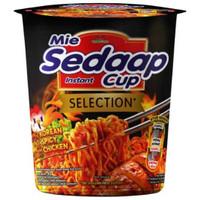 SEDAAP MIE KOREAN SPICY CHICKEN CUP - 81 GRAM