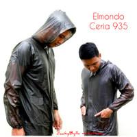 Jas Hujan ELMONDO Ceria 935 Setelan Jaket Celana Karet Murah Meriah