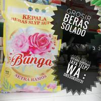 beras cap BUNGA setra ramos 5KG