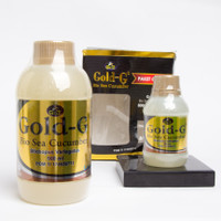 Paket Combo Jelly Gamat Gold G 500ml Free 100ml Original Asli