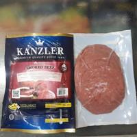 KANZLER DAGING SAPI ASAP / SMOKED BEEF/ FROZEN FOOD 250GR