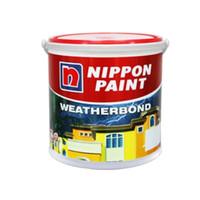 NIPPON WEATHERBOND Warna Standar (2.5 Liter)