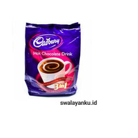 Cadbury Hot Chocolate Drink 3 in 1 450gr