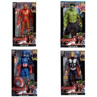 Robot Superhero Age Ultron 4pcs BESAR No.986-1