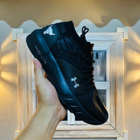 "UNDER ARMOUR HOVR x The Rock Project 2""TripleBlack"""