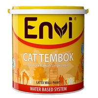 Cat Tembok Envi Interior Broken White 843 25kg Pail