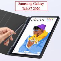 Samsung Tab S7 2020 T875 Flip Case Book Cover Casing Pencil Holder
