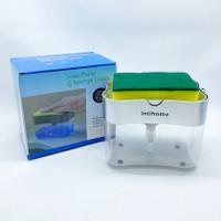 FS Soap pumps/Holder spons dispenser sabun untk peralatan rumah tangga - Dark Grey