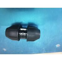 FItting HDPE Coupler Compress ukuran 63 mm x 63 mm (2 inch)