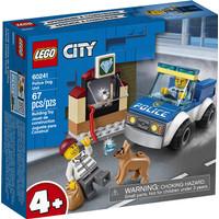 Lego 60241 - LEGO CITY 60241 Police Dog Unit - 60241