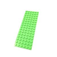 Lego Part Plate 16 x 6 Green Tosca RARE Original