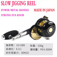 Reel Jigging Reel OH lurekiller Blue Ocean 50R/L original japan