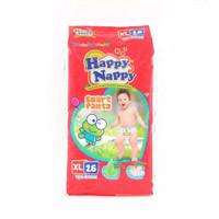 PAMPERS HAPPY NAPPY PANTS XL26 / HAPPY NAPPY PANTS XL POPOK MURAH