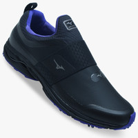 SEPATU GOLF PRIA Mizuno WAVE CADENCE SLIP ON Men's Black ORIGINAL