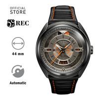 Jam Tangan REC Watches 901-03 Porsche Automatic Black Orange