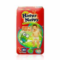 PAMPERS HAPPY NAPPY PANTS L30 / HAPPY NAPPY PANTS L POPOK MURAH