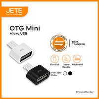 OTG Mini Micro   Converter Micro USB   JETE Kabel OTG Micro