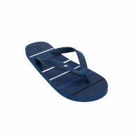 panama sandal   Strippy male Ocean Blue   Sandal jepit pria - 8