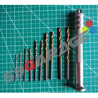 Mini Hand Drill - Pinvise Model Kit Gundam Tool