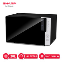 SHARP Microwave Oven 28 Liter R-88D0(K)-IN