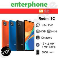 Xiaomi Redmi 9C 4/64 Garansi Resmi