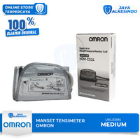 Manset tensimeter digital Omron - Medium Cuff - Ukuran M