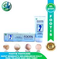 Footis Footcare Cream - Merawat Kulit Kaki Kering dan Pecah-pecah - 60