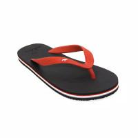 panama sandal   Classic male M-21 Black Haute Red   sandal jepit pria - 10