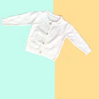 Baju Sweater Rajut Cardigan Atasan Anak Perempuan Import Real Pic No11