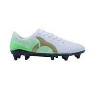 SEPATU BOLA ORTUSEIGHT CATALYST CYPHER SG (White Green ) 100% ORIGINAL