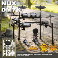 Drum Elektrik NUX set DM7X DM 7X