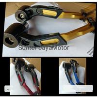 Proguard, besi / babet./ Handguard pelindung tangan stang Rem motor.
