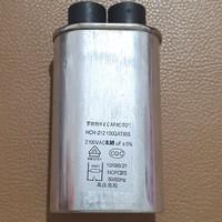 Kapasitor microwave 0.95ŲF 2100VAC Original Asli