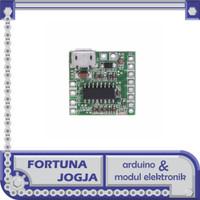 PAM8403 Micro USB Mini DC 5V Stereo Audio Amplifier 2x3W 2 Channel