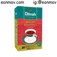 Dilmah Tea English Breakfast Flavour - Teh Premium 20 Tag/TBag