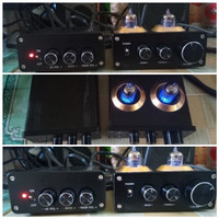 PROMO Amplifier Power Ampli Tube HiFi Sound Bluetooth