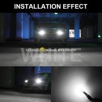 Lampu LED Motor Mobil T10 Led POLARIS 3030 6 Titik Senja Sein Mundur
