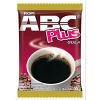 Kopi ABC Plus Gula sachet 18gram