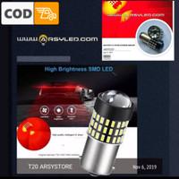 Lampu led motor REM matic injeksi normal beat Scoopy mio fino 54 titik