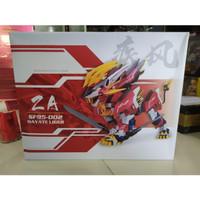 Model Kit Hayate Liger Zoid ZA Supernova Skala 1/72 SF95-002 FREEONGKI