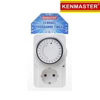 KENMASTER Stop Kontak Timer Analog