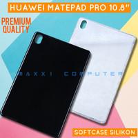 Huawei MatePad Pro 10.8 Silikon Kondom Sarung Kesing Case Tablet Tab - Putih