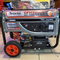 genset 3000 watt starke gfh5900