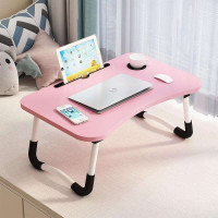 Meja Lipat Belajar Laptop Portable